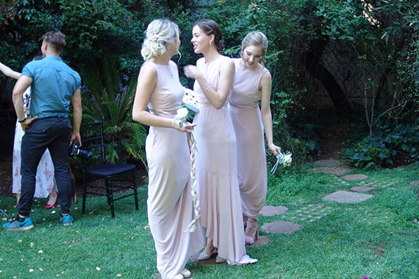 Illyria House Bridesmaids